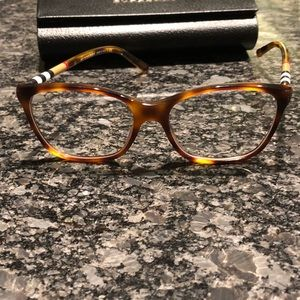 Beautiful Burberry frames. EUC